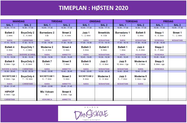 TIMEPLAN_HDS_HØST2020